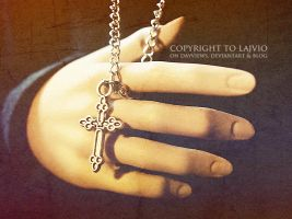 Hand of God by lajvio