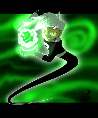 Danny Phantom fanart by XNovafox