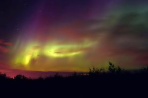Amazing Aurorae In Fairbanks by MinneapolisDown