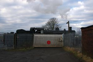 Gated Ivatt by irwingcommand