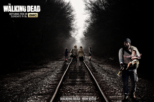 The Walking Dead Season 4 Parte 2 by twdmeuvicio