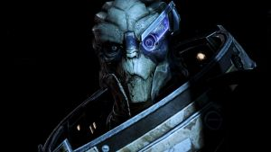 Garrus Vakarian 09 by johntesh