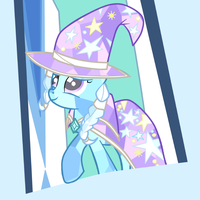 Crystal Trixie by pippastrelle13