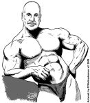 Muscle Makeover: alyn_roze 2 by omelissokomos