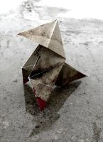 Origami... by DLeed