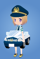 Police Woman Sidney by Tara012