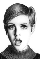 Twiggy - Expression by GotikHouse