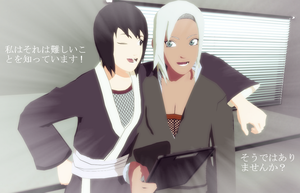 [NARUTO+MMD] It's hard to be the kage's assistant! by xXJesterKillerXx