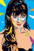 Mary E Winstead in WPAP by blinxyoureyes