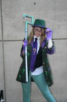 Rule 63 Riddler by Witch-Hunter-87