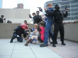Resident Evil photoshoot 8 by TifaHeartilly78