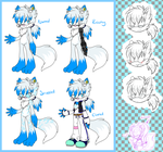 Axl Hopkins Reference Sheet By 0 Projectzero 0 by Obsiddy