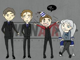 Cabin Pressure by Arei-chan