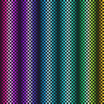 Background: Colour Bands (Dark) by Tilkie