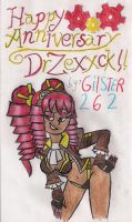 Anniversary 2012: DrZexxck by gilster262