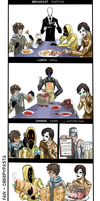 Fan Hoody -dinner- by Ashiva-K-I