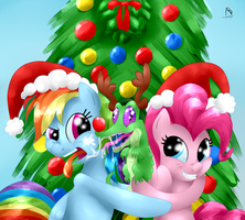 Tis' the Season by PoneeBill