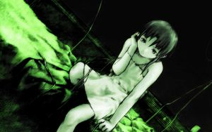 Serial Experiments Lain WS by kokia