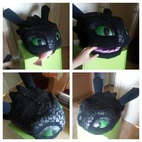 Toothless How To Train Your Dragon QUADSUIT Part15 by ChiruNoCosplay