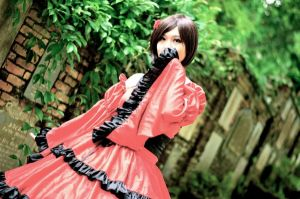 Meiko Conchita Evil Food Eater 2 by fishie-yuu