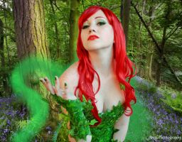 Poison Ivy - Venom Kisses! by Paz-Cosplay
