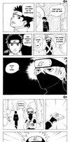Kakashii and Obito - the Book by P-the-wanderer