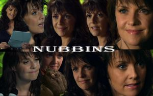 Nubbins Wallpaper by mszivadavid