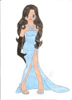 Contest: Fashion Dress Design by animequeen20012003