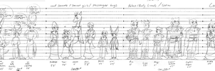 ''Echoes of Silence'' height chart 2005