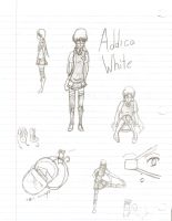 Addica White Doodle Dump by Wondering-Antagonist