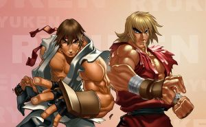 streetfighter by DXSinfinite