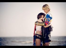 Final Fantasy X-2 - Cherish the Love by Narga-Lifestream