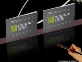 business card fuki by fukidesign