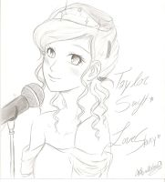 Taylor Swift - Love Story by thebumblebee01