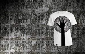 Hand Shirt by SPikEtheSWeDe