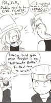 Phoenix Wright's Moveset is... by witch-girl-pilar