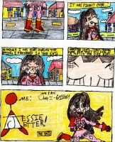 DU Challenge-Target: Jessie Jetter Final Page by Urvy1A