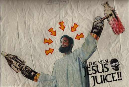 jesus juice by freckels