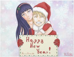 Congratulation from NaruHina by KaSaKu