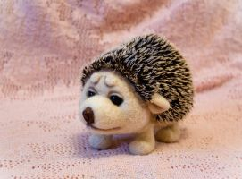 hedgehog by znmystery