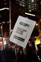 Occupy Wall Street 95 by Radio-Schizo