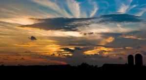 Grand Sunset by PyroDenny16