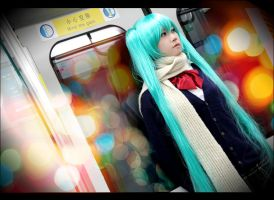 miku.-When the First Love Ends by Sakina666