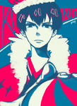 Color Palette Challenge2 - 9 Kageyama by papprica
