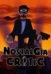 Nostalgia Critic DVD Cover by Alvah-and-Friends