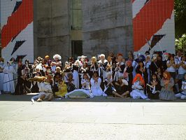 Fanime'11: Bleach Gathering by theEmperorofShadows