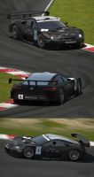 2011 SuperGT LFA WIP2 by The-IC