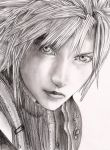 FF7AC - Cloud Strife Realism by smzeldarules