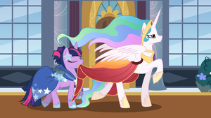 Onward to the Gala! by Mamandil