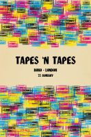 Tapes 'n Tapes Poster by Euskera